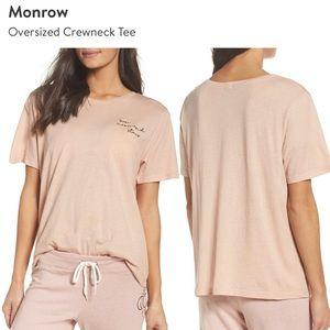 Coral monrow Tee
